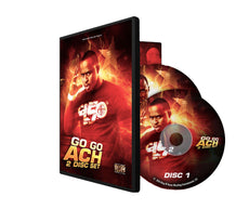 "ROH - ""Go Go ACH"" 2 Disc Set DVD"