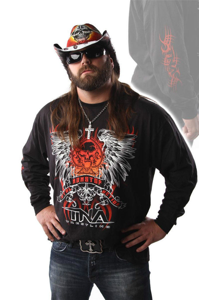 TNA - Skull of Spades Long Sleeve T-Shirt