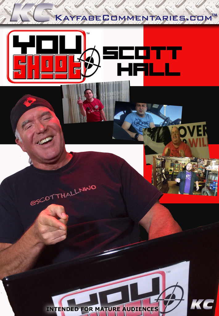 YouShoot : Scott Hall DVD