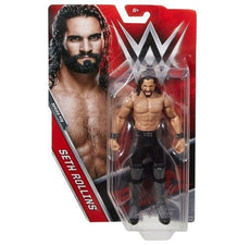WWE Basic Series 73 Raw Seth Rollins Figure