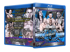 Evolve Wrestling - Volume 95 Event Blu Ray