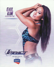 "TNA - Exclusive ""Destination America"" Gail Kim 8x10"