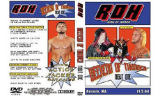ROH - Weekend Of Thunder Night 1 2004 Event DVD (Pre-Owned)