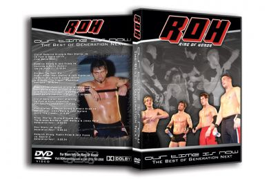 ROH - Best of Generation Next (Pre-Owned DVD)