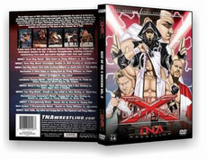 TNA - Best of the X Divison Vol 2 DVD (Disc Loose in Case)