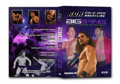 ROH - Big Bang 2010 Event DVD (Pre-Owned)