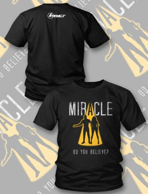 "TNA - Mike Bennett ""Miracle"" T-Shirt"