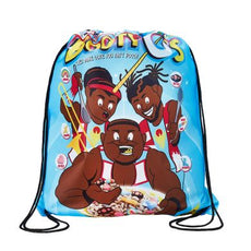 "WWE - The New Day Booty-O's 18"" x 15"" Drawstring Bag"