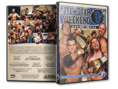 PWG - All Star Weekend 9 -2013 Night 2 Event DVD