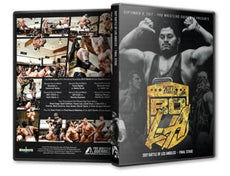 PWG - Battle of Los Angeles 2017 - Final Stage Event Blu-Ray