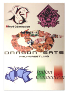 Japanese Dragon Gate Programme (2005-2)