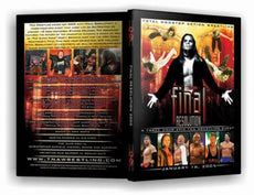 TNA - Final Resolution 2005 Event DVD