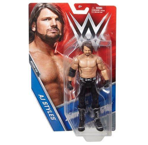 WWE Basic Series 73 Smackdown AJ Styles Figure