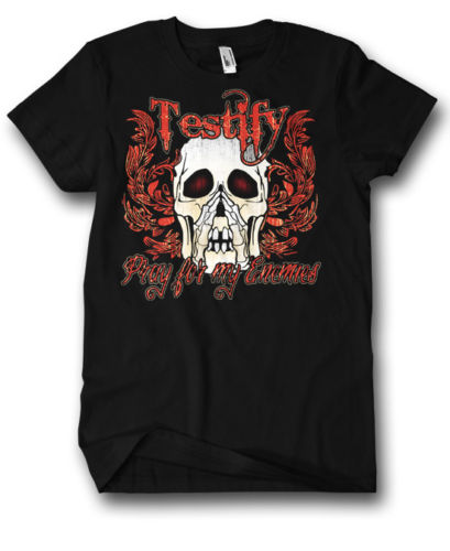 "TNA : Devon ""Testify"" T-Shirt"