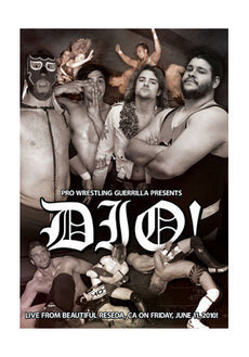 PWG - DIO! 2010 Event DVD