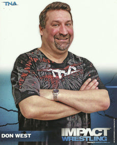 Impact Wrestling - Don West - 8x10 - P69