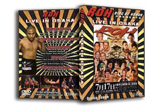 ROH - Live In Osaka 2007 Event DVD