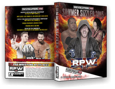 RPW - Summer Sizzler 2015 DVD (Feat Styles, Nakamura & Sydal)