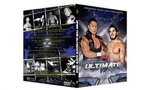 DGUSA - Open The Ultimate Gate 2013 DVD