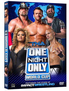 TNA - One Night Only: World Cup 2013 Event DVD