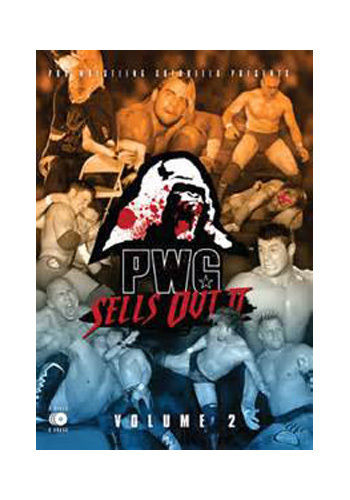 PWG - Sells Out Volume 2 DVD (Original Version Pre-Owned)