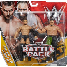 WWE Battle Pack Series 43.5 Finn Balor & Samoa Joe Figures