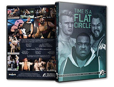 PWG - Time is a Flat Circle 2018 Event Blu-Ray
