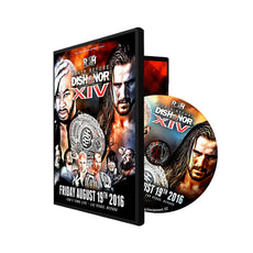 ROH - Death Before Dishonor XIV 2016 Event DVD