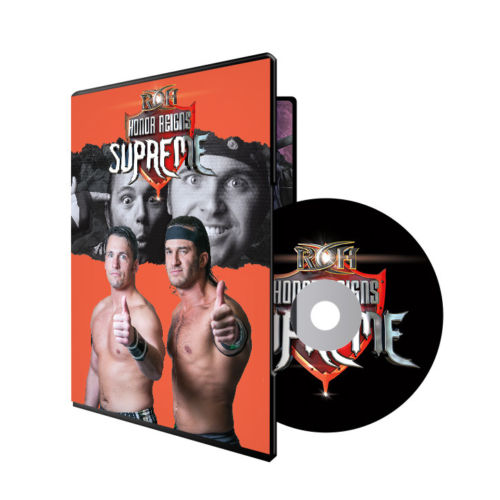 ROH - Honor Reigns Supreme 2018 Event DVD