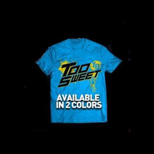 "ROH - Young Bucks ""Too Sweet"" Blue T-Shirt"