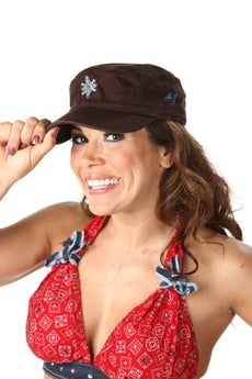 TNA - Mickie James Hat