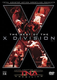 TNA - Best of the X Division Vol. 1 DVD (Disc Loose in Case)