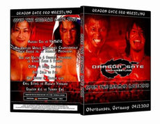 Dragon Gate & WXW : Open the German Gate 2010 Event DVD