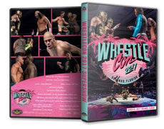 WrestleCon Super Show 2017 Event Blu Ray