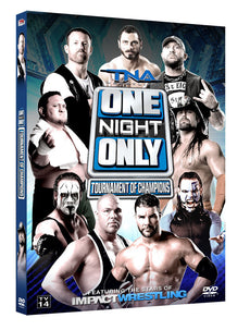 TNA - One Night Only: Tournament of Champions 2014 Event DVD