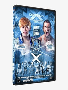 TNA - One Night Only: X Division Xtravaganza 2014 Event DVD
