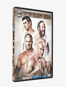 TNA - One Night Only: World Cup 2014 Event DVD