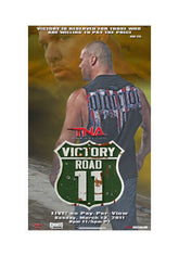 "TNA - Victory Road 2011 38""x24"" PPV Poster"
