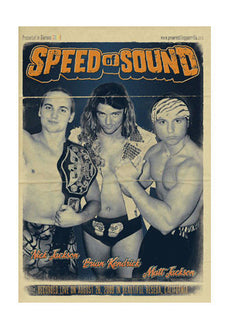 PWG - The Speed Of Sound 2009 Event DVD