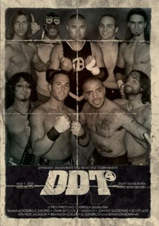 PWG - DDT4 2010 Event DVD