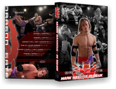 Dragon Gate UK : Mark Haskins in DG:UK DVD