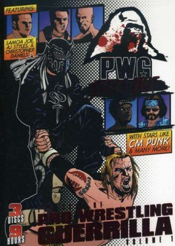 PWG - Sells Out Volume 1 DVD (Pre-Owned)