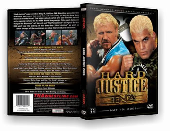 TNA - Hard Justice 2005 Event DVD