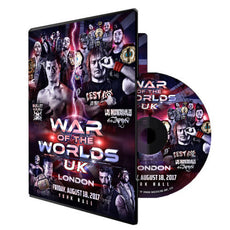 ROH : War of the Worlds UK : London 2017 Event DVD
