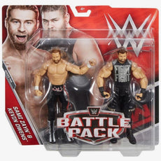 WWE Battle Pack Series 44 Sami Zayn & Kevin Owens Figures