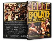 PWG - Battle of Los Angeles 2013 Night 1 DVD