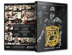 PWG - Battle of Los Angeles 2017 - Stage 1 Event Blu-Ray