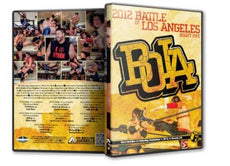 PWG - Battle of Los Angeles 2012 Night 1 DVD