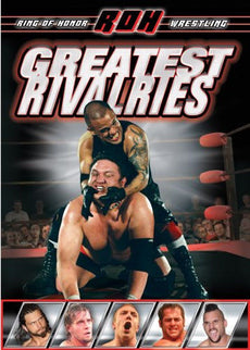 ROH - Greatest Rivalries DVD (Pre-Owned)