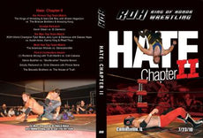 ROH - Hate: Chapter 2 2010 Event DVD (Pre-Owned)